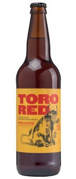 Toro Red by Breakside Brewery in Oregon, United States