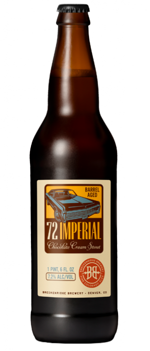 Barrel Aged 72 Imperial