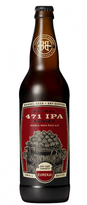 471 IPA Barrel Series: Eureka!
