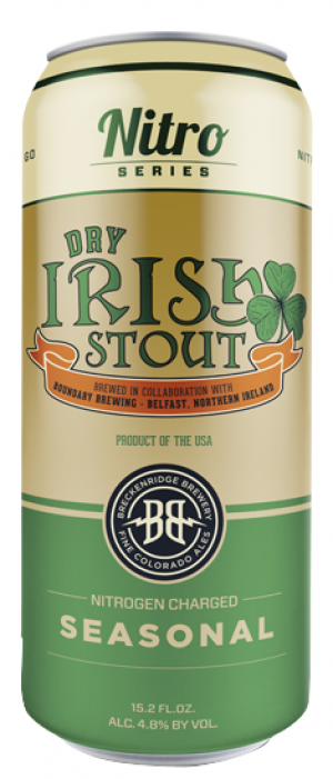 Nitro Dry Irish Stout