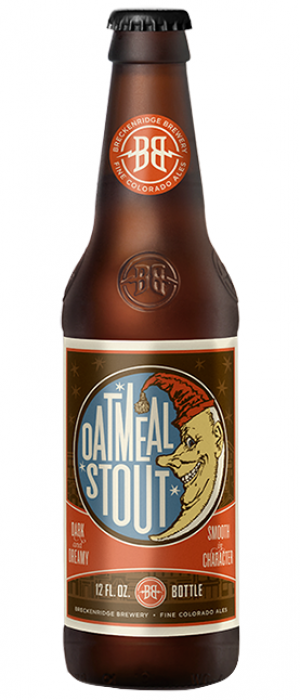 Oatmeal Stout by Breckenridge Brewery in Colorado, United States