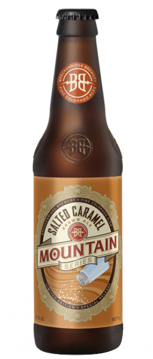 Salted Caramel Brown Ale by Breckenridge Brewery in Colorado, United States