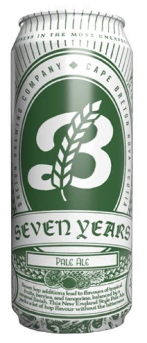 Seven Years Pale Ale