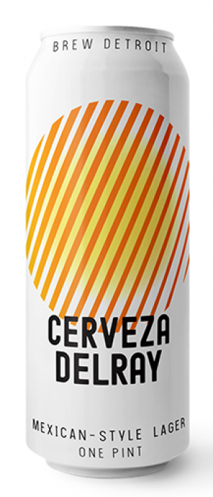 Cerveza Delray by Brew Detroit in Michigan, United States