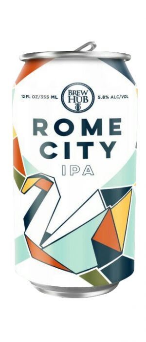 Rome City IPA by Brew Hub in Florida, United States