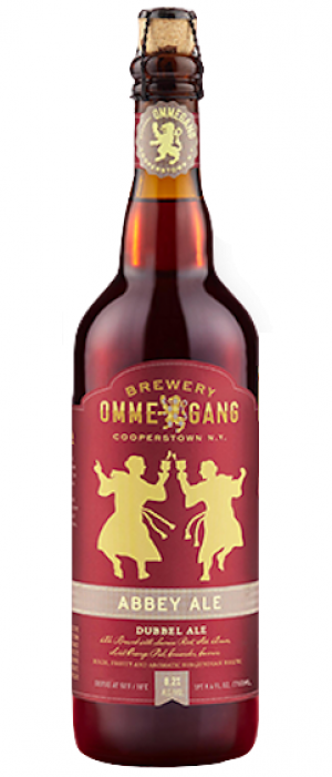 Abbey Ale by Brewery Ommegang in New York, United States