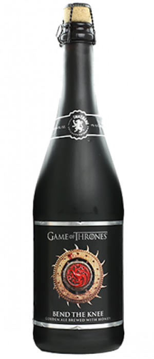 Game of Thrones: Bend the Knee by Brewery Ommegang in New York, United States