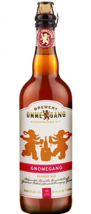 Gnomegang by Brewery Ommegang in New York, United States