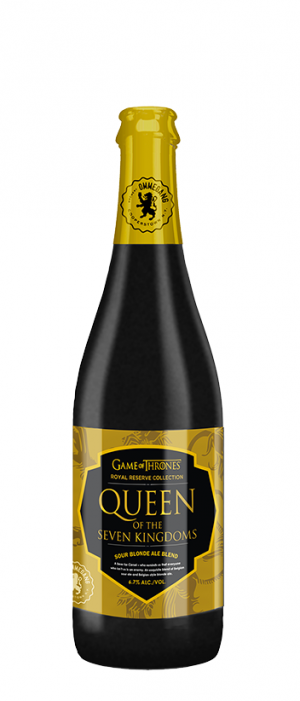 Game of Thrones: Queen of the Seven Kingdoms by Brewery Ommegang in New York, United States