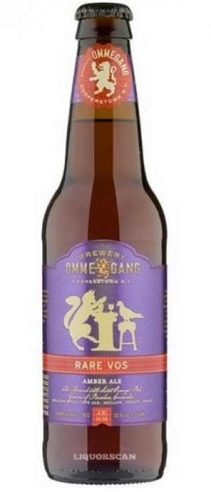 Rare Vos by Brewery Ommegang in New York, United States