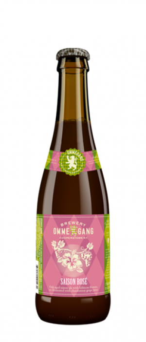 Saison Rosé by Brewery Ommegang in New York, United States
