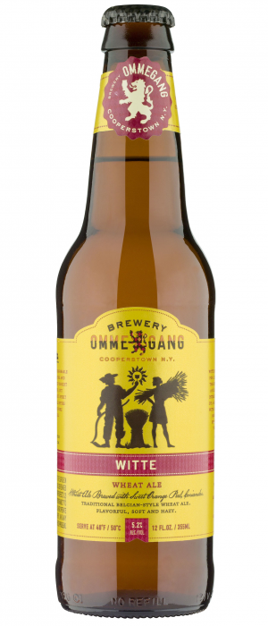 Witte by Brewery Ommegang in New York, United States
