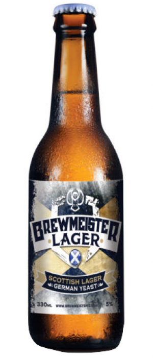 Brewmeister Lager by Brewmeister in Moray - Scotland, United Kingdom