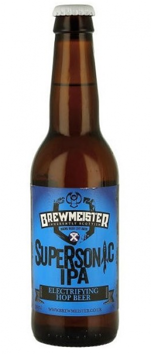 Supersonic IPA by Brewmeister in Moray - Scotland, United Kingdom