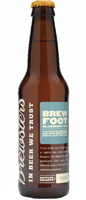 Brewfoot Blueberry Ale