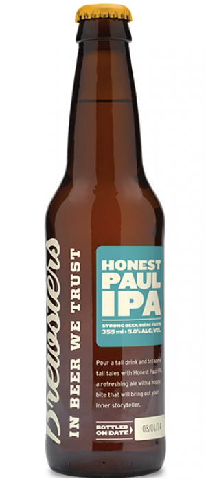 Honest Paul IPA