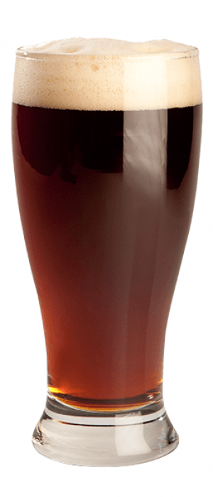 Bow Valley Brown Ale by Brewsters Brewing Company in Alberta, Canada