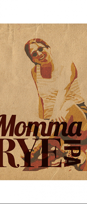 Momma Rye IPA by Bridge Brew Works in West Virginia, United States
