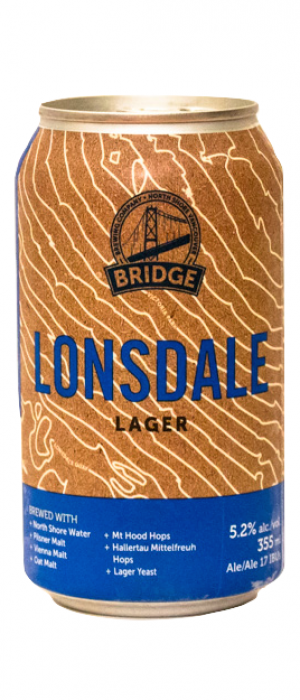 Lonsdale Lager