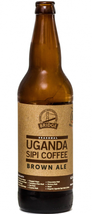 Uganda Sipi Coffee Brown Ale