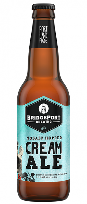 Mosaic Hopped Cream Ale