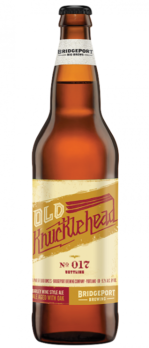 Old Knucklehead by BridgePort Brewing in Oregon, United States