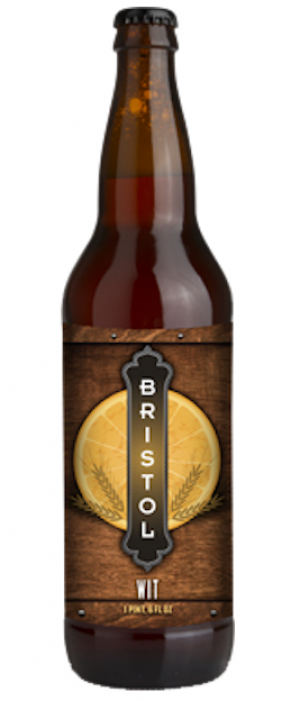 Bristol's Belgian Wit by Bristol Brewing Company in Colorado, United States