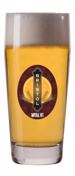 Bristol's Imperial Belgian Wit by Bristol Brewing Company in Colorado, United States