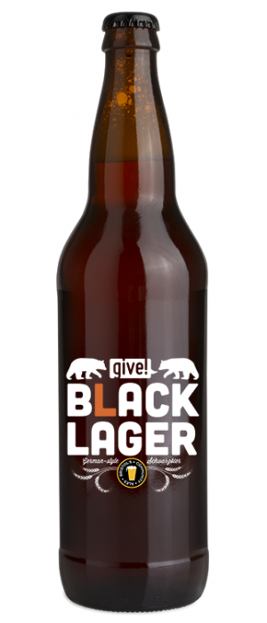 Give! Black Lager by Bristol Brewing Company in Colorado, United States