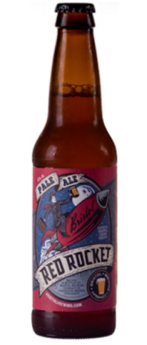 Red Rocket by Bristol Brewing Company in Colorado, United States
