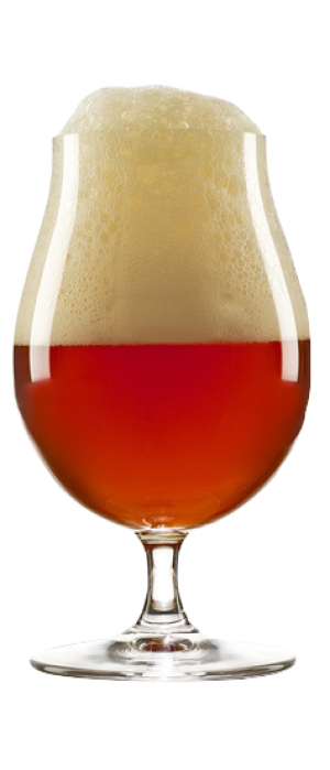 Lucy's Sour Strawberry Wheat by Broken Bow Brewery in New York, United States