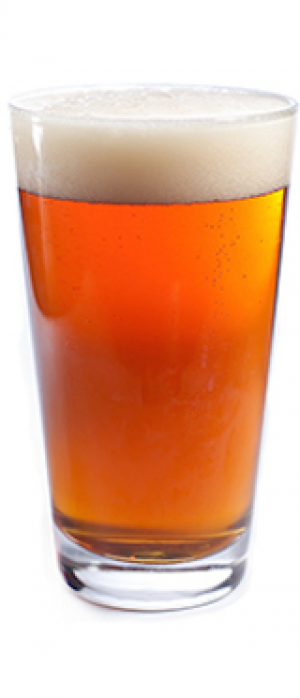 Marbledale American Pale Ale by Broken Bow Brewery in New York, United States