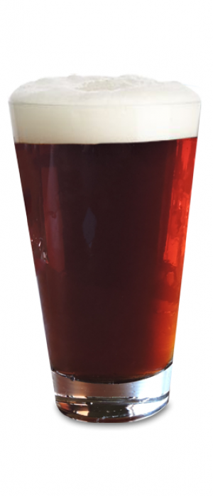 Red Ale by Broken Bow Brewery in New York, United States