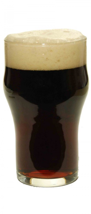 Downtown Leroy Brown Porter by Broken Stick Brewing Company in Ontario, Canada