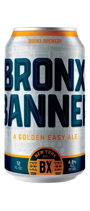 Bronx Banner by Bronx Brewery in New York, United States