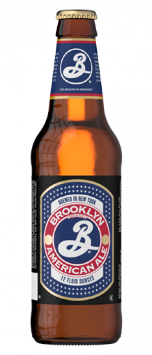 American Ale by Brooklyn Brewery in New York, United States