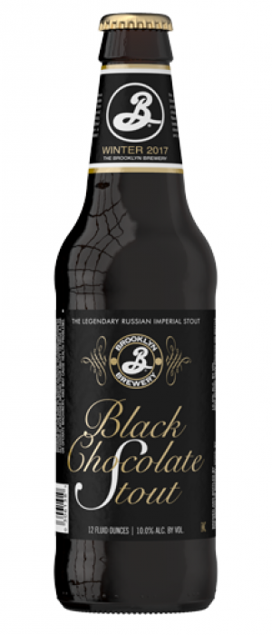 Black Chocolate Stout by Brooklyn Brewery in New York, United States