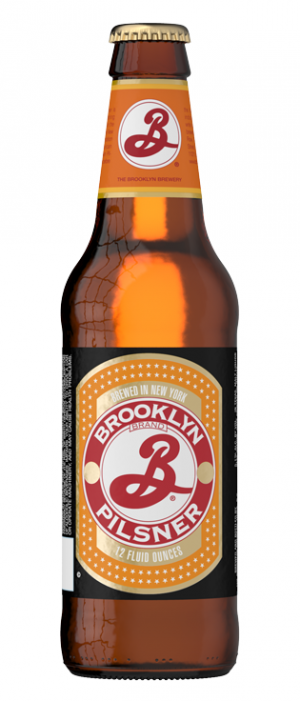 Brooklyn Pilsner by Brooklyn Brewery in New York, United States