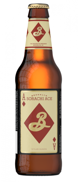 Brooklyn Sorachi Ace Saison by Brooklyn Brewery in New York, United States