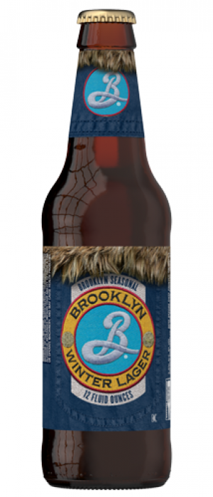 Brooklyn Winter Lager by Brooklyn Brewery in New York, United States