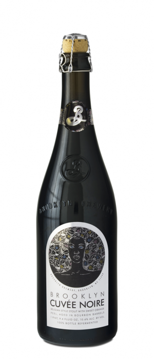 Cuvée Noire by Brooklyn Brewery in New York, United States