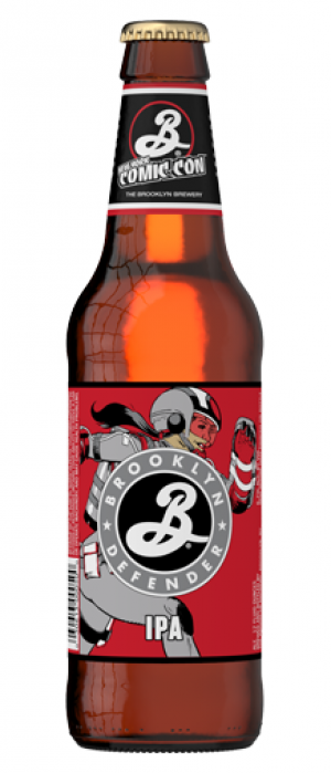 Defender IPA by Brooklyn Brewery in New York, United States