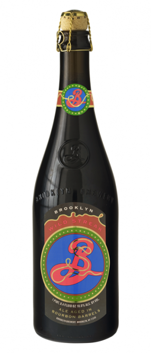 Wild Streak by Brooklyn Brewery in New York, United States