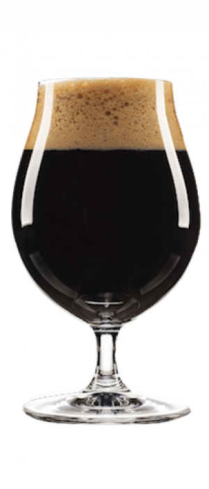 Bali Coffee Stout by Brown Truck Brewery in North Carolina, United States