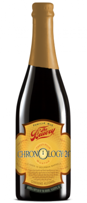 Chronology:24 by The Bruery in California, United States