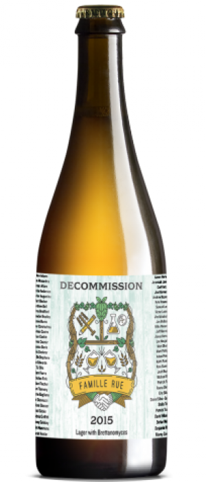Decommission by Bruery Terreux in California, United States