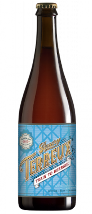 Train To Beersel by Bruery Terreux in California, United States