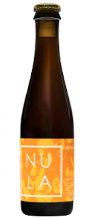 NULA Mango by Burdock Brewing Company in Ontario, Canada