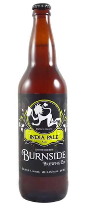 IPA by Burnside Brewing Company in Oregon, United States