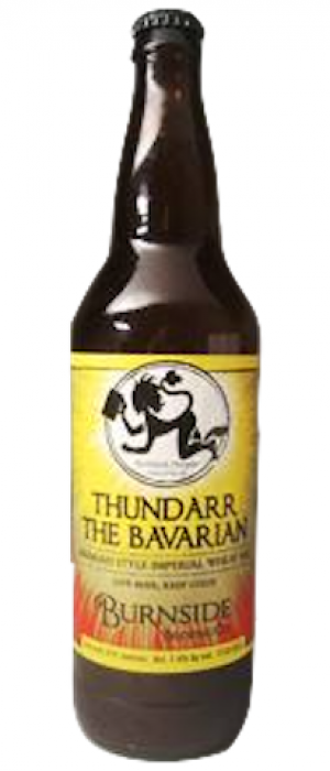 Thundarr the Barbarian by Burnside Brewing Company in Oregon, United States